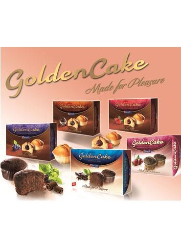 Golden Mini Cake